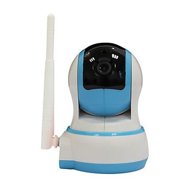 Câmera IP WiFi hd 720p 1.0Mp dois sentidos ipcam vídeo de alarme em casa registro de cartão de monitor do bebê de áudio p2p ir tf