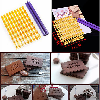 ciasto& cookie alfabet formy typografia list bakewares kuchnia& jadalnia