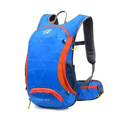TANLUHU 15 L Podróż sportowa Plecaki turystyczne Camping & Turystyka Wspinaczka Kolarstwo / Rower Podróżowanie Wodoodporny Zdatny do