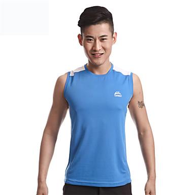 Men's Hiking Vest Outdoor Waterproof, Quick Dry, Ultraviolet Resistant Vest / Gilet / Top Waterproof / Rain Proof Camping / Hiking /
