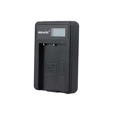 appareil photo chargeur de batterie avec écran pour Nikon EN-EL9 noir