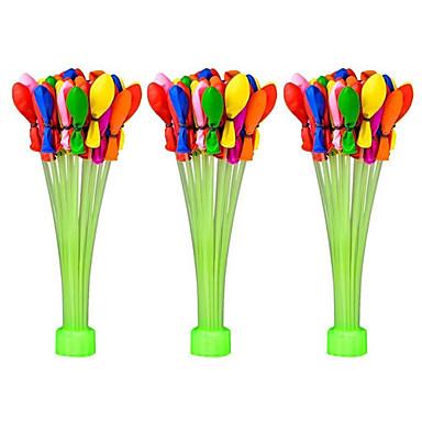 Ballons Pools & Wasserspaß Magische Wasserballons Nachfüllbar Party Aufblasbar Silikon 110 pcs Stücke Jungen Mädchen Spielzeuge Geschenk