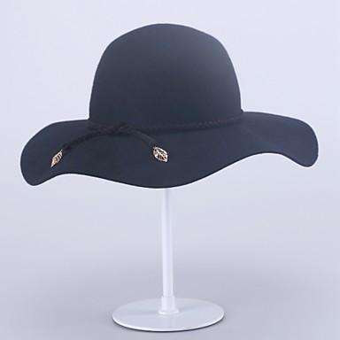 Wolle Hüte 1 Hochzeit Besondere Anlässe Normal Draussen Kopfschmuck