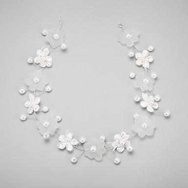 Krystall / Künstliche Perle / Aleación Stirnbänder mit 1 Hochzeit / Besondere Anlässe Kopfschmuck