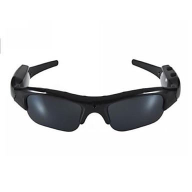 2016 MINI SPORT rejestrator wideo kamery przenośne audio okulary okulary okulary 720p HD DVR kamera