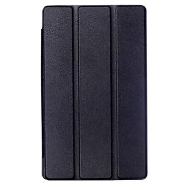 Capinha Para Amazon Capa Proteção Completa Tablet Cases Côr Sólida Rígida PU Leather para