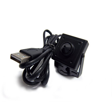 1080p \\ 960p \\ 720p \\ 480p Full HD mini usb kamera kone 3.7mm linssi tukemaan Linux xp järjestelmä