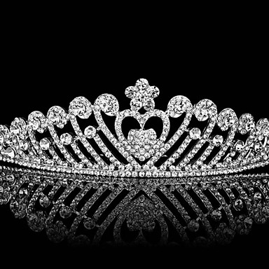 coreano para escolher a liga de coração de diamante noiva pérola coroar a nova jóia do casamento high-end