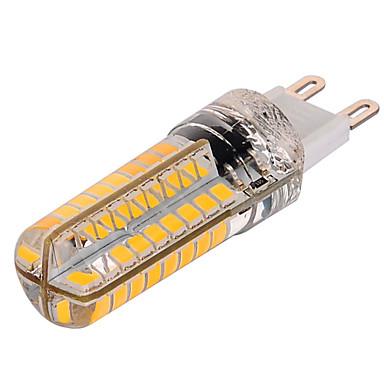 YWXLIGHT® 1pc 10 W 1000 lm G9 LED Mais-Birnen T 72 LED-Perlen SMD 2835 Abblendbar Warmes Weiß / Kühles Weiß 220-240 V / 1 Stück / RoHs