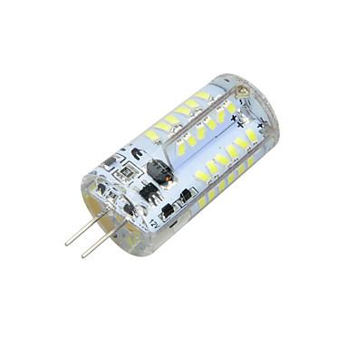 G4 Süllyesztett izzók Süllyesztett 57 LED SMD 3014 Dekoratív Meleg fehér Hideg fehér 400-500lm 3500/6500K DC 12 AC 12V