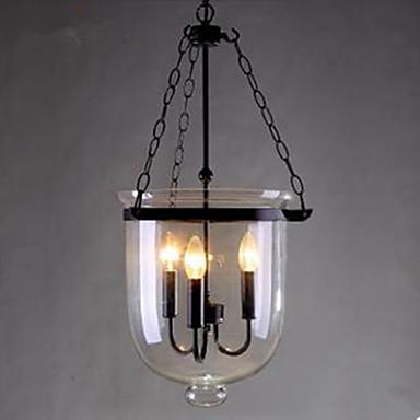 Köy/Kırsal Ülke Geleneksel/Klasik Retro LED Avize Lambalar Ortam Işığı Oturma Odası Yatakodası Banyo Yemek Odası Çalışma Odası/Ofis Çocuk