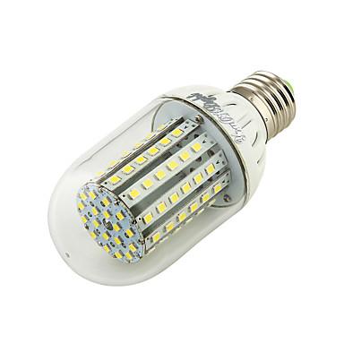 YouOKLight 6W 450-500 lm E26/E27 LED klipaste žarulje T 90 LED diode SMD 3528 Ukrasno Toplo bijelo Hladno bijelo DC 12V