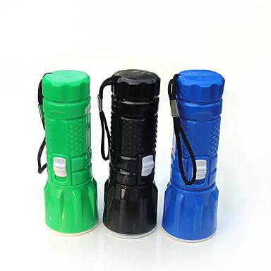 # LED Taschenlampen LED 100 lm 1 Modus LED einstellbarer Fokus Notfall Kompakte Größe Camping / Wandern / Erkundungen Für den täglichen