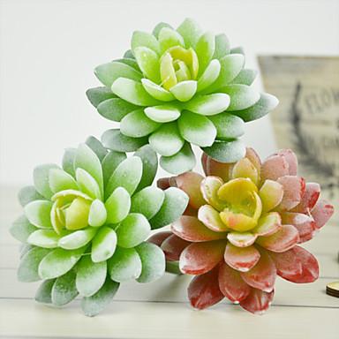 Művirágok 1pcs Ág Modern stílus Növények Asztali virág