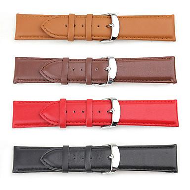Uhrenarmband für Apple Watch Series 3 / 2 / 1 Apple Klassische Schnalle Leder Handschlaufe