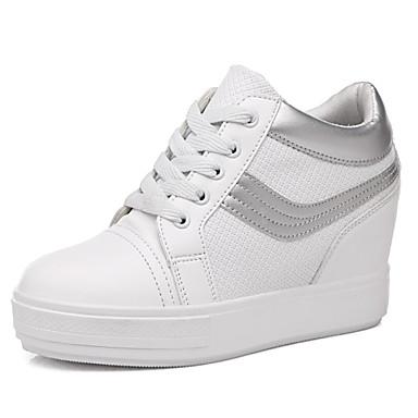 Γυναικεία παπούτσια-Αθλητικά Παπούτσια-Γραφείο   Δουλειά Καθημερινό Αθλητικά -Πλατφόρμα-Πλατφόρμες Creepers d7a48823517