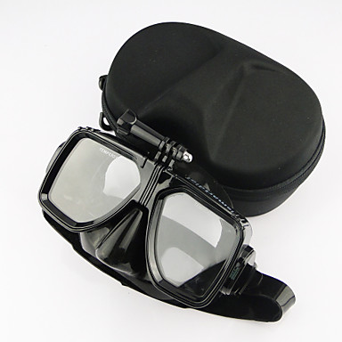 Diving Masks Dive Filter For Action Camera Gopro 5 Gopro 4 Session Gopro 4 Gopro 3 Gopro 3+ Gopro 2 Gopro 1 SJ4000 Diving Plastic