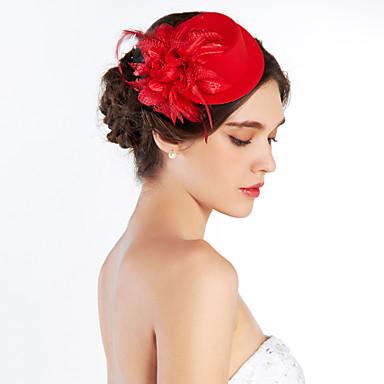 Krystall / Stoff Tiaras / Hüte mit 1 Hochzeit / Besondere Anlässe / Party / Abend Kopfschmuck
