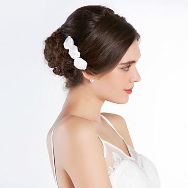 Krystall Stoff Seide Tiaras Haarkämme 1 Hochzeit Besondere Anlässe Party / Abend Kopfschmuck