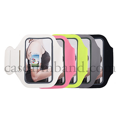 HAISKY Armband / Cell Phone Bag for Racing / Cycling / Bike / Jogging Sports Bag Wearable / Phone / Iphone / Touch Screen Running Bag