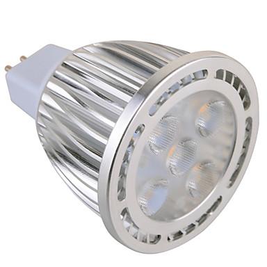 YWXLIGHT® 7W 630 lm GU5.3(MR16) LED Spotlight MR16 5 leds SMD Decorative Warm White Cold White AC 12V AC 85-265V