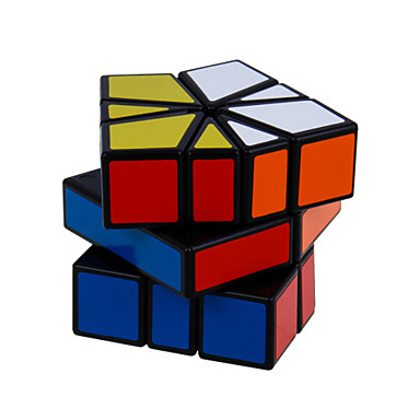 Rubik's Cube Shengshou Alien Square-1 3*3*3 Smooth Speed Cube Magic Cube Puzzle Cube Professional Level Speed ABS Children's Day New Year