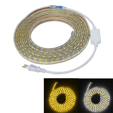 Strømforsyning 300 LED Varm hvit Hvit Vanntett Passer for kjøretøy 220V