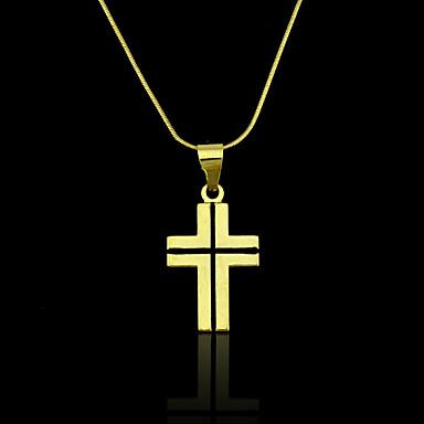 Medálok Fém Cross Shape A Picture 1