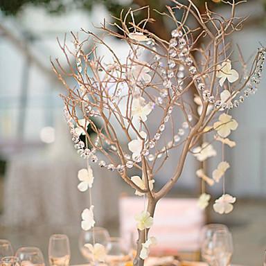 Materiale Akryl Gave Seremoni Dekor - Jul Bryllup jubileum Fest / aften Engasjement Nyttår Valentinsdag Strand Tema Hage Tema Blomster
