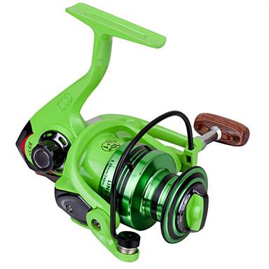 Spinne-hjul 4.9:1 Gear Forhold+11 Kulelager Hånd Orientering Byttbar Søfisking Agn Kasting Isfikeri Spinne Ferskvannsfiskere Annen