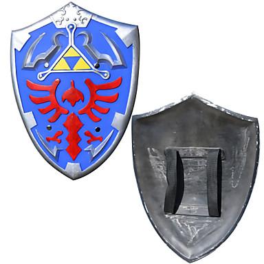 Våpen Inspirert av The Legend of Zelda Cosplay Anime Cosplay-tilbehør Våpen PVC / ABS Herre ny / Varmt Halloween-kostymer