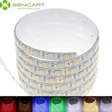SENCART Dekoratif Işıklar 300 LED'ler Sıcak Beyaz / Serin Beyaz / Doğal Beyaz Su Geçirmez / Dekorotif 12 V