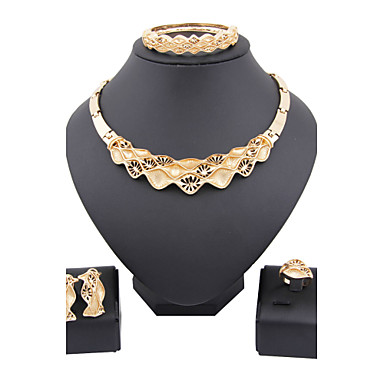 Women's Jewelry Set Rings / Earrings / Necklace - Fashion Jewelry Set For Wedding / Party