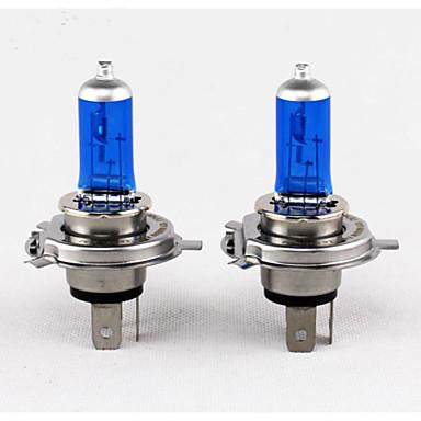 H4 Light Bulbs 100W 800lm Halogen Headlamp