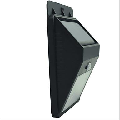 IP55 montion sensörü ışık duvarı açık bahçe kapısı kapı lambası montaj 6leds