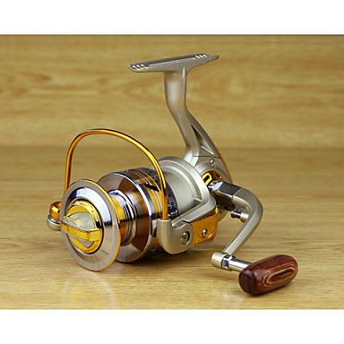 Spinning Reels 5.5:1 10 Ball Bearings Exchangable Spinning - EF4000 / EF5000 / EF6000 / EF7000