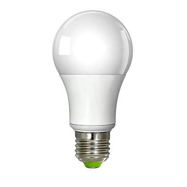 5w e26 / e27 ampoules globe portées a60 (a19) 1 cob 450-500 lm blanc chaud / blanc frais réglable 220-240 v