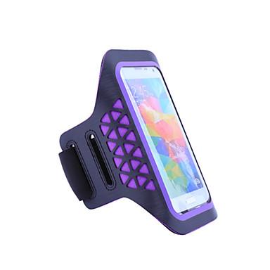 iphone6 ps11 için fulang açık spor cep telefonu kolçak tieback