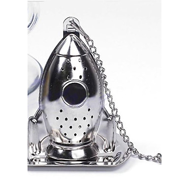 1pç Aço Inoxidável Filtro de Chá Manual ,