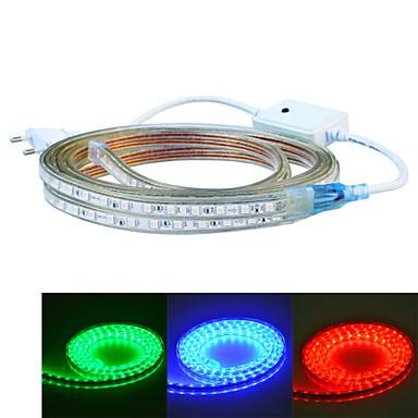 RGB Strip Lights 240 LEDs RGB Waterproof Suitable for Vehicles 220V 110V
