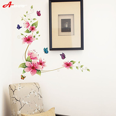 Landscape Animals Wall Stickers Animal Wall Stickers Decorative Wall Stickers, Vinyl Home Decoration Wall Decal Wall Decoration