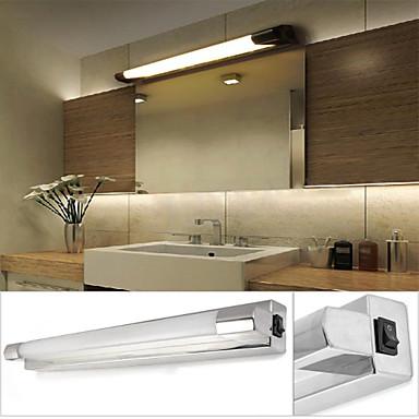 Luz Ambiente AC 90-240V Led Integrado Moderno/Contemporâneo Galvanizar Para