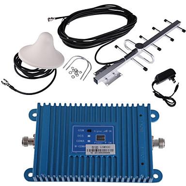 istihbarat gsm990 900MHz cep telefonu sinyal güçlendirici amplifikatör + anten kiti