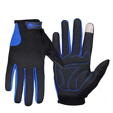 FJQXZ Sports Gloves Touch Gloves Bike Gloves / Cycling Gloves Keep Warm Windproof Fleece Lining Ultraviolet Resistant Wearproof