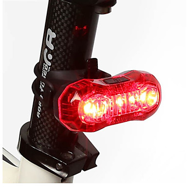 Rear Bike Light LED - Cycling Rechargeable Easy Carrying LED Light Other Lumens USB Cycling/Bike