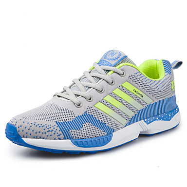 2017 New Arrivals Running Shoes Men's  Synthetic Black / Blue / Red