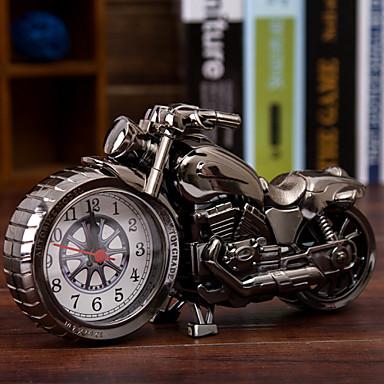 kreatív vintage motorkerékpár riasztó