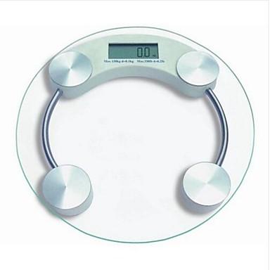 1set basekey gordura corporal massa muscular massa escala digital 400 lb