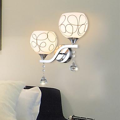 Duvar ışığı Ortam Işığı Duvar lambaları 220V E26/E27 Modern/Çağdaş