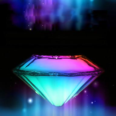 0,5W kreatív karátos fény egy éjszakai fény karátos hangulat lámpa gyémánt kristály fény lámpa led
